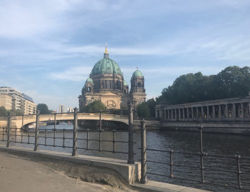 The Place to be – Berlin