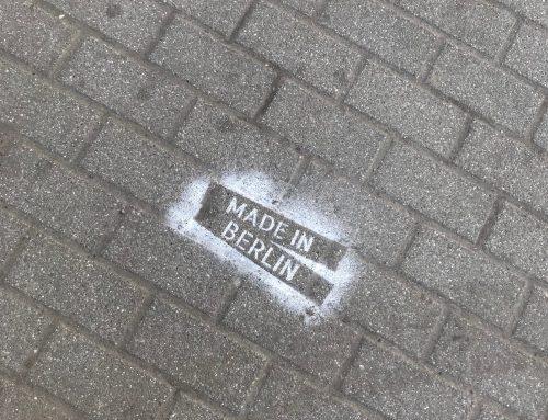 """Nach der """"MADE IN BERLIN"""" ist vor den Bewerbungen!"""